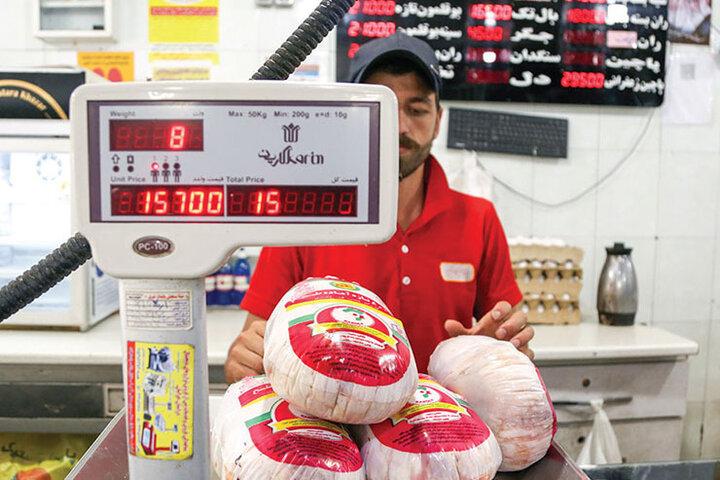 مرغ کیلویی ۱۰۰ و گوشت ۲۵۰ هزار تومان میشود!