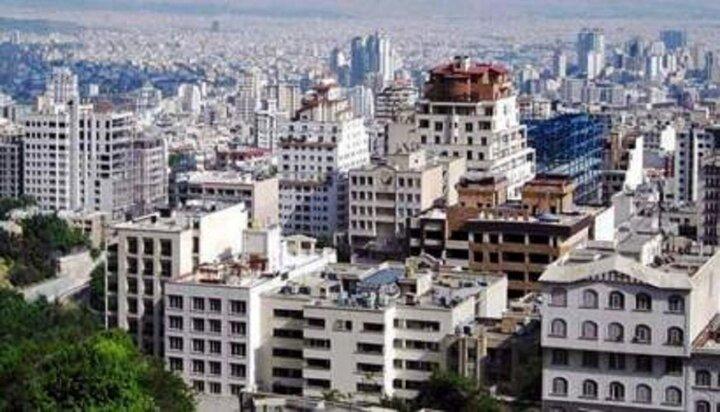 قیمت آپارتمان در تهران؛ ۳۱ خرداد ۱۴۰۰