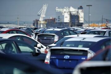 ریزش ۸۰ درصدی قیمت خودروهای خارجی ؟