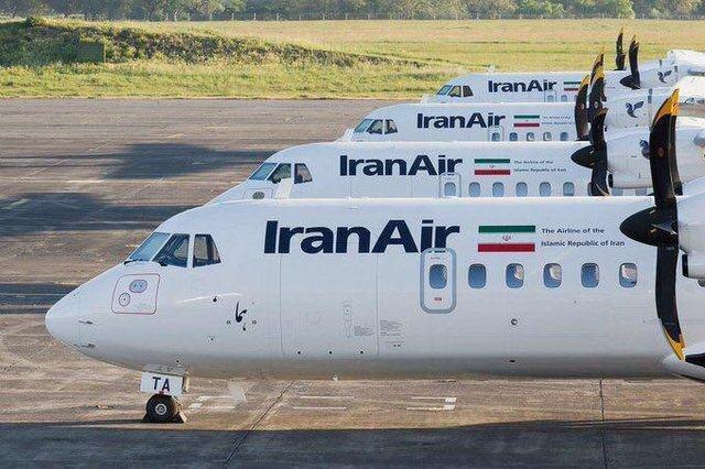 اعتصاب کارکنان ایران ایر، پروازها را لغو کرد/ وعده مسئولان سازمان برنامه و بودجه باز هم محقق نشد!