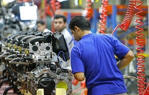 بدهی ۲۰ هزار میلیاردتومانی خودروسازان به قطعه سازان/ثبات بازار خودرو در گرو بالابردن تولید است