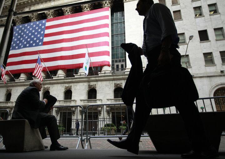 کسری حسابجاری آمریکا رکورد رکود ۲۰۰۸ را شکست