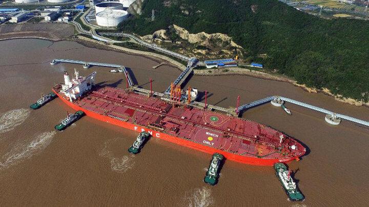 واردات نفت آسیا در ماه سپتامبر به کمترین حد سال ۲۰۲۰ رسید