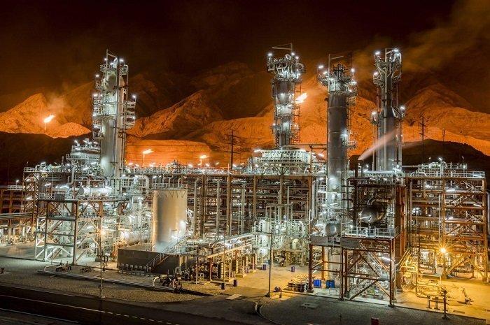 آمادگی پالایشگاه های گاز پارس جنوبی برای گذر از زمستان