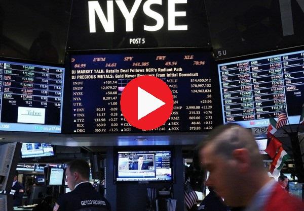 بازارهای مالی امریکا و احتمال بیثباتی طولانی بعد از انتخابات + فیلم