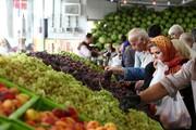 کاهش قیمت ۹ قلم میوه در میادین میوه و ترهبار