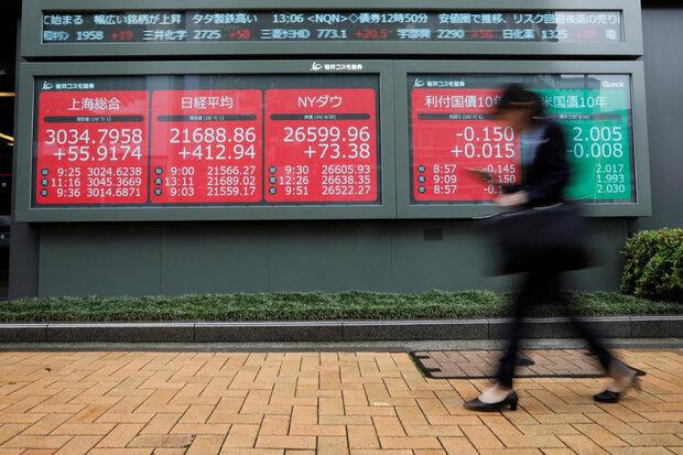 بازار سهام آسیا با خبر بهبود شرایط ترامپ رشد کرد