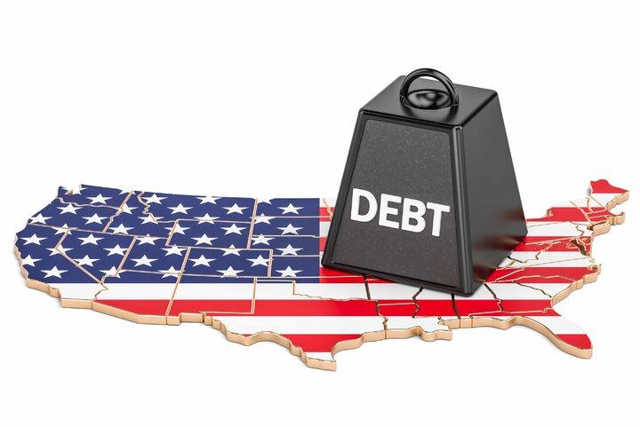 بحران کرونا کسری بودجه عظیم برای دولت آمریکا رقم زد