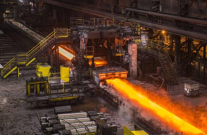 رشد تولید و مصرف فولاد؛ اقتصاد پویاتر