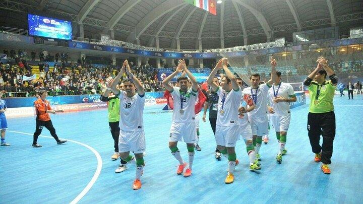ایران ۳- صربستان ۲؛ برد مهم در شروع جام جهانی فوتسال