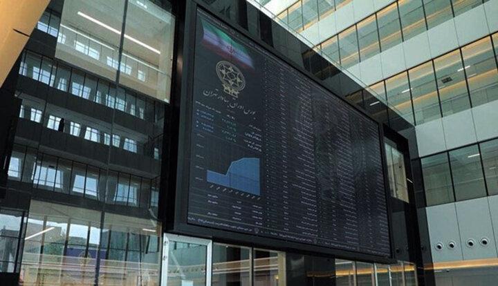 دنده معکوس شاخص کل بورس در بازار امروز/ ارزش معاملات فرابورس به ۳۶ هزار میلیارد ریال رسید / بازگشایی سایپا و خودرو در حوالی ۳.۵ درصد سبز + نقشه بازار
