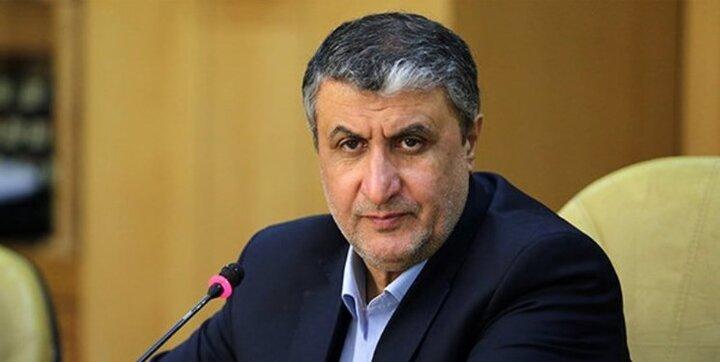 وزیر راه دولت روحانی، رئیس سازمان انرژی اتمی شد