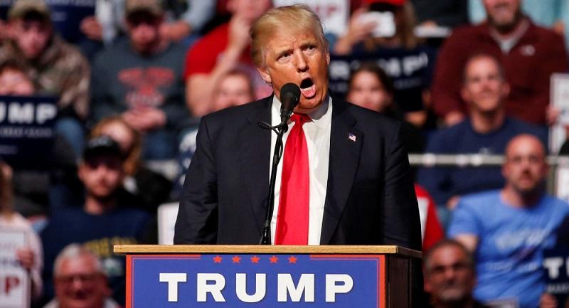 کنایه ترامپ به رقیب! + ویدیو