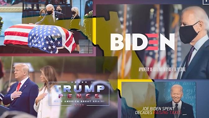 محتملترین مسیر پیروزی بایدن یا ترامپ در انتخابات ۲۰۲۰ + ویدیو