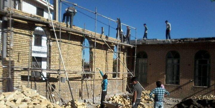۶۰ درصد مهاجران در بخش ساختمان مشغول کارند