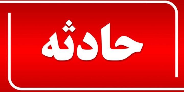 انفجار در کارخانه فولاد زرند ایرانیان/سرریز شدن مواد مذاب علت آتشسوزی بوده است