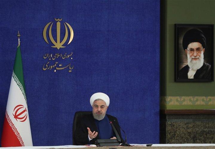 ببینید   روحانی: اگر جنگ اقتصادی نبود، دلار ۵ هزار تومان بود!