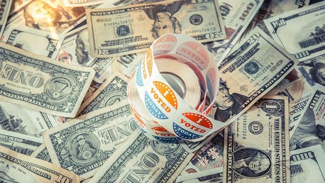 گرانترین انتخابات امریکا + ویدیو