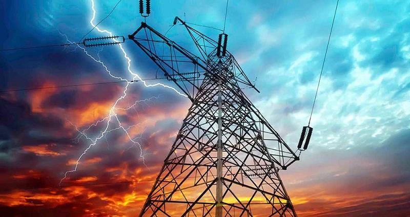 یک برآورد از خسارت بزرگ قطعی برق