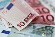 نرخ رسمی یورو و ۳۰ ارز دیگر افزایشی شد