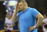 پایان کار مرد یخی در والیبال ایران؛ خداحافظ تانک روسی!