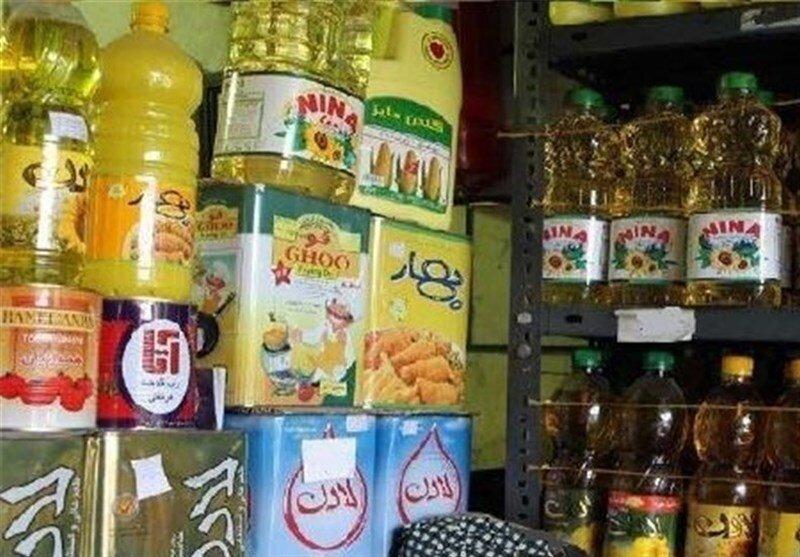 تولید ۲ ماه روغن کشور به افغانستان قاچاق میشود!