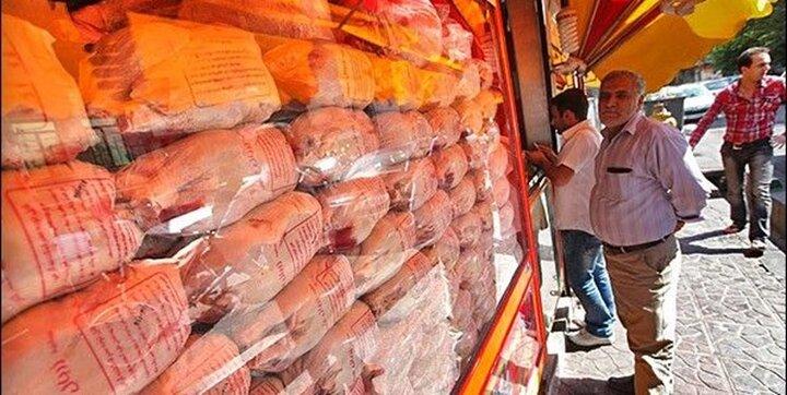 قیمت مرغ به ۴۰ هزار تومان رسید!