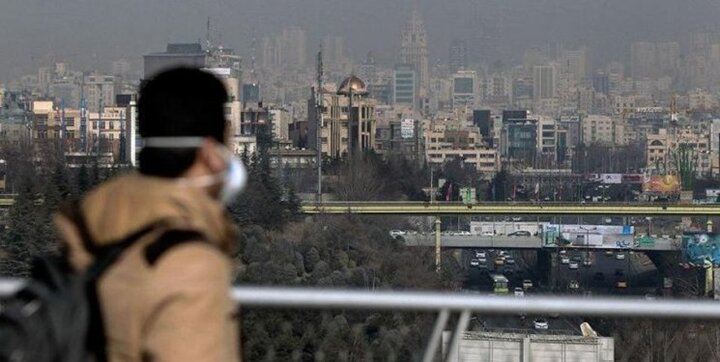 آلودگی هوای تهران برای سومین هفته متوالی