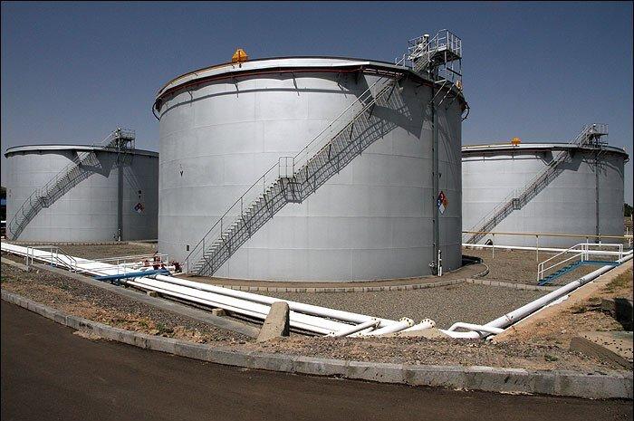 مخازن ۴ میلیون بشکهای میعانات گازی پارس جنوبی آماده افتتاح