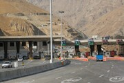 دیوان عدالت اداری مصوبه نرخ عوارض آزاد راه تهران-شمال را ابطال نکرد
