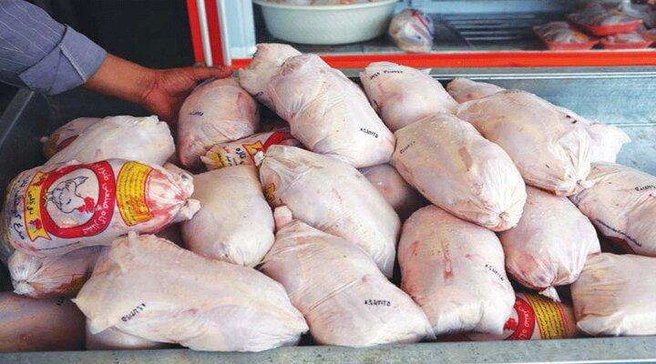 افزایش ۴۵۰۰ تومانی قیمت مصوب مرغ/ قیمت مصرف کننده کیلویی ۲۴ هزار و ۹۰۰ تومان