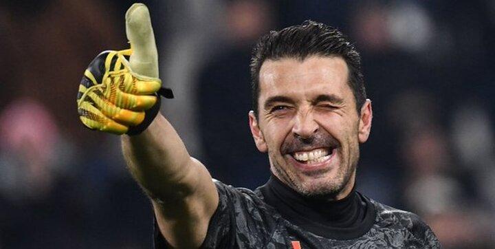 بوفون: پیروزی مقابل بارسلونا تصادفی نبود