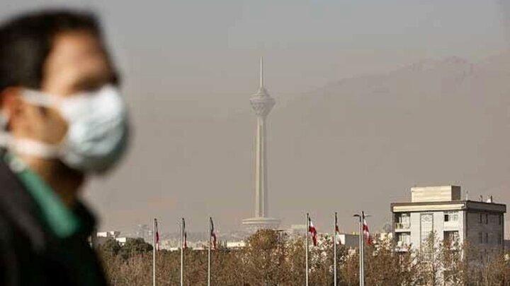 هوای کلانشهرها تا ٣ روز آینده آلوده است