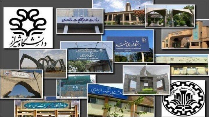 حضوری شدن دانشگاهها از بهمن ماه