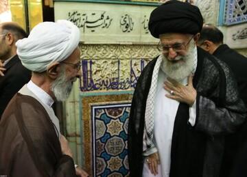 تعبیر رهبری درمورد علامه مصباح یزدی + فیلم
