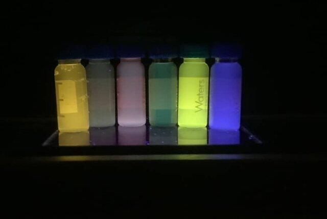 دستیابی محققان به فرمولاسیون رنگهای فلورسانس با کاربردهای بیولوژیکی