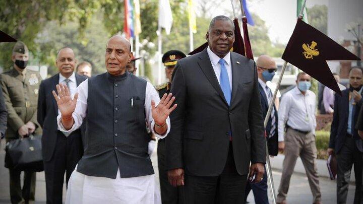 سیگنالهای دولت بایدن به هند برای مهار چین
