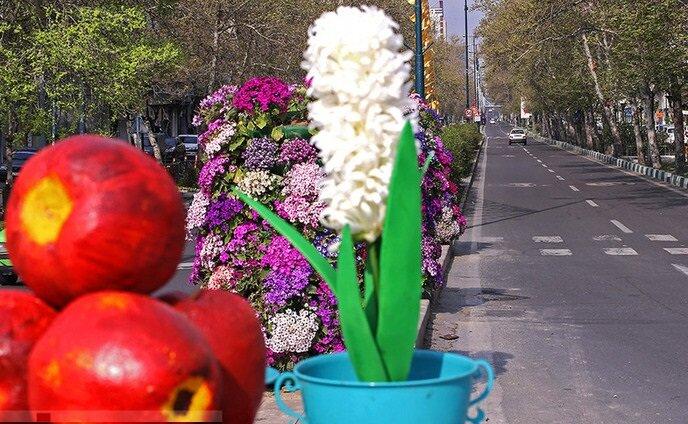 تهران، کمی ساکتتر، کمی خلوتتر + ویدیو