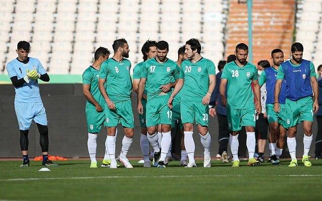 فهرست تیم ملی برای مقدماتی جام جهانی اعلام شد