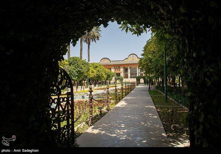 نارنجستان قوام شیراز + تصاویر