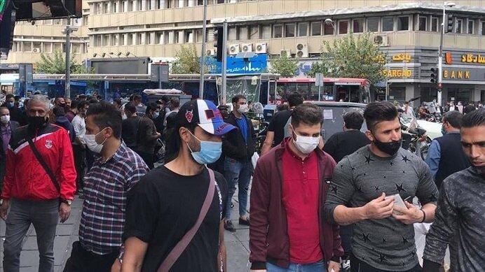 رکورد ابتلا روزانه به کووید۱۹ در ایران شکسته شد