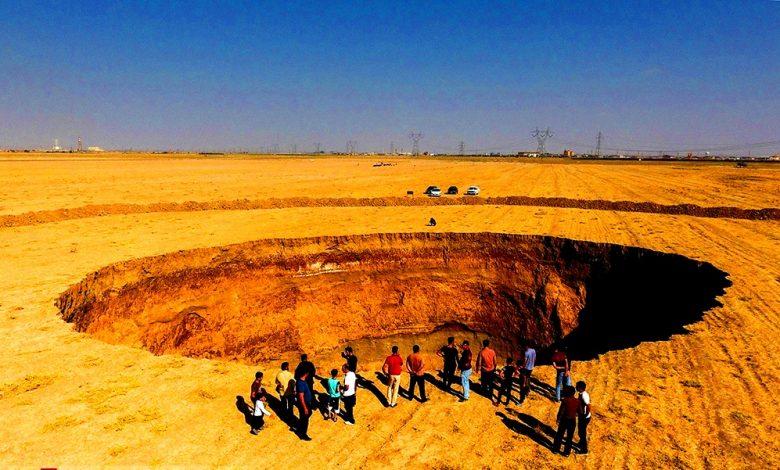 کفگیر منابع آب زیرزمینی به ته دیگ خورد / زمین در ۱۸ دشت بحرانی دهان باز کرد