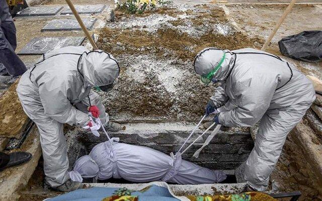 تعداد مرگ و میر ناشی از ابتلا به ویروس کرونا در جهان از ۳ میلیون نفر گذشت