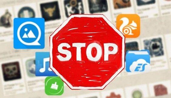 ۱۰ برنامه محبوب اندروید که باید فوراً آنها را حذف کنید!