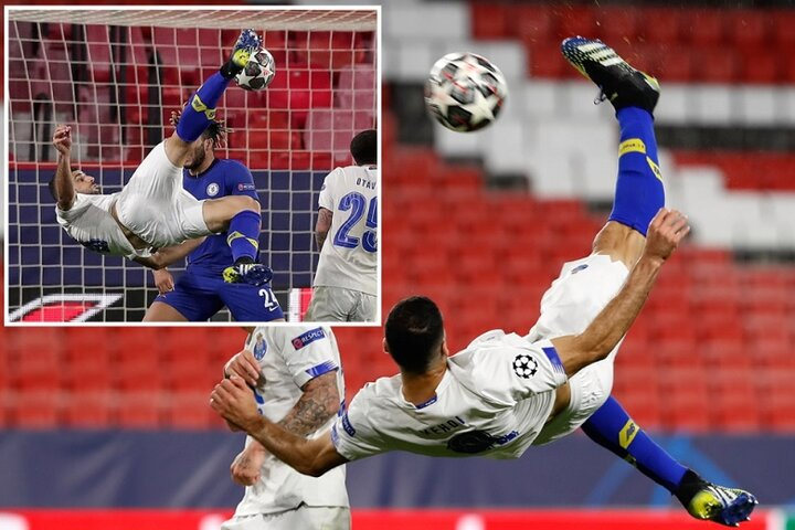 گل طارمی، بهترین گل دور برگشت مرحله یک چهارم نهایی لیگ قهرمانان اروپا شد + ویدیو