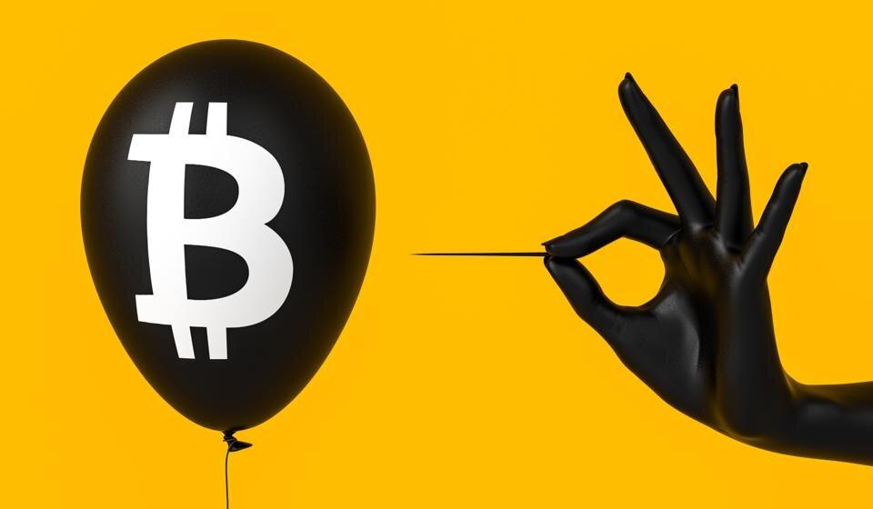 افزایش ریسک سرمایهگذاری در بازار رمزارز/خطر نابودی یکباره سرمایه