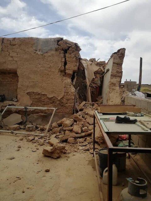 افزایش شمار مصدومان زلزله ۵.۹ ریشتری گناوه/ تحت تاثیر قرار گرفتن ۲۱ روستا