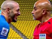 عجیبترین لحظه لیگ قهرمانان آسیا + تصاویر