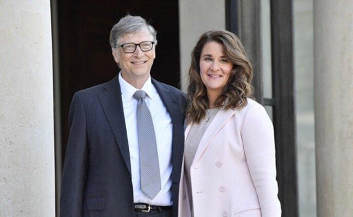 بنیانگذار مایکروسافت از همسرش جدا شد + عکس