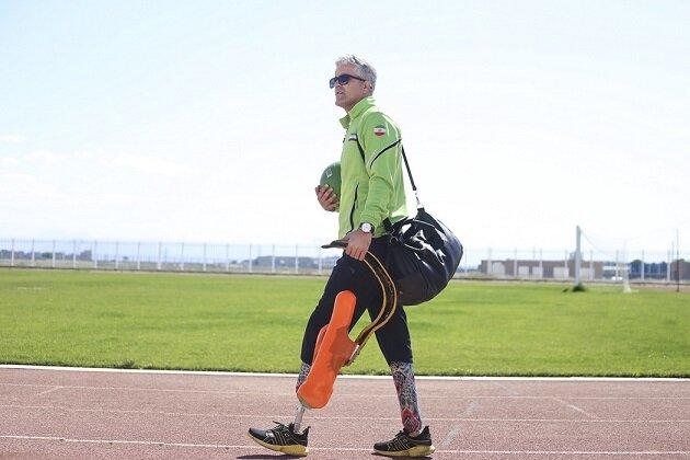 عجیبترین و جاهطلبترین ورزشکار ایران! + عکس